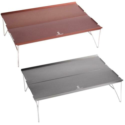 Outdoor Furniture Camping Picnic Folding Table Aluminum Portable BBQ Tea Table