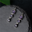 925-Silver-Amethyst-Square-Round-Pear-Drop-Dangle-Hook-Earrings-Jewelry-Gift thumbnail 8