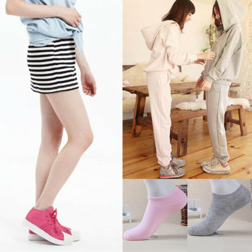 Fashion Candy Color Women Short Ankle Boat Low Cut Sort Socks Crew Casual N