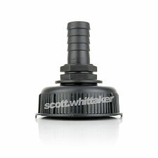 """IBC Tank Cap to 19mm (3/4"""" inch) Hose Tail Adapter Fitting Connector S60 60mm"""