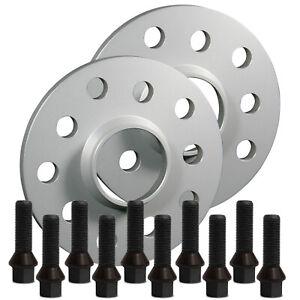 SilverLine-Spurverbreiterung-20mm-mit-Schrauben-schwarz-VW-Passat-3C-B6-B7