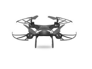 Dron cuadricóptero con GPS, cámara 720P, fotografía, FPV, absorción de impacto