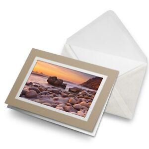Greetings-Card-Biege-Porth-Nanven-Cornwall-Beach-England-16179