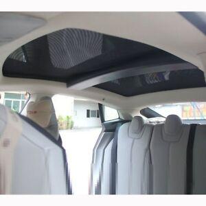 Roof Sunshade Sun Visor Shield Car shade Sunscreen For Tesla Model S ... 44210e19885