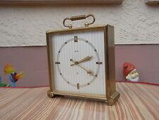 Mauthe Tisch Uhr m. Schlagwerk Glocke 8Tg Werk Schreibtisch table clock Kaminuhr