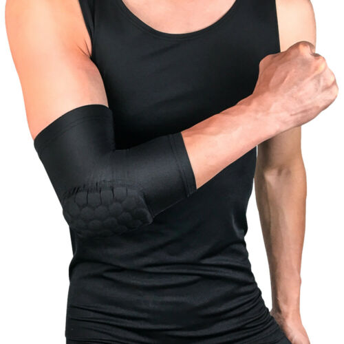 Protector Arm Pad Sleeve Sports Elbow Support Compression Crashproof Basketball