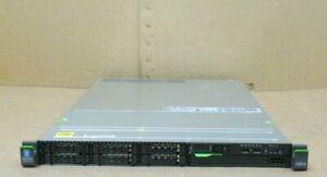 Fujitsu PRIMERGY RX200 S8 2x Eight Core E5-2640V2 384GB RAM 4 Bay 1U Rack Server