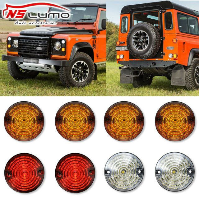 For Land Rover Series 2a  U0026 3 Defender 90 110 Tdi Lamp
