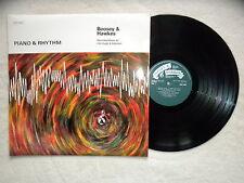 "LP BOB ADAMS / TONY OSBORNE ""Piano & Rhythm"" SBH 3081 UK §"