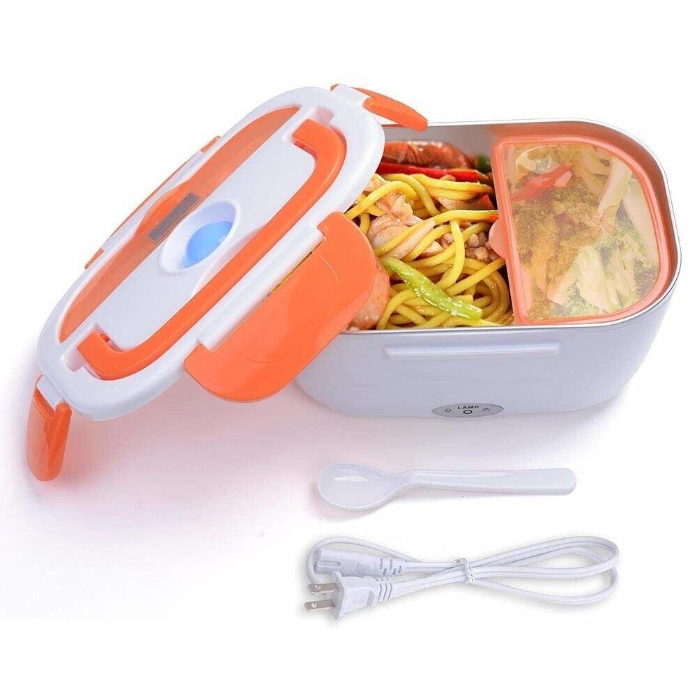 Lonchera Electrica Calentador De Alimentos Comida Almuerzo Portatil Termica