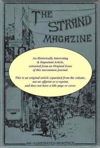An original article from The Strand Magazine 252538 The Robbery at Foxborough