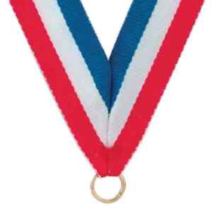 Boy Scout Eagle Scout Court of Honor Confetti Patch Star Medal Red White /& Blue
