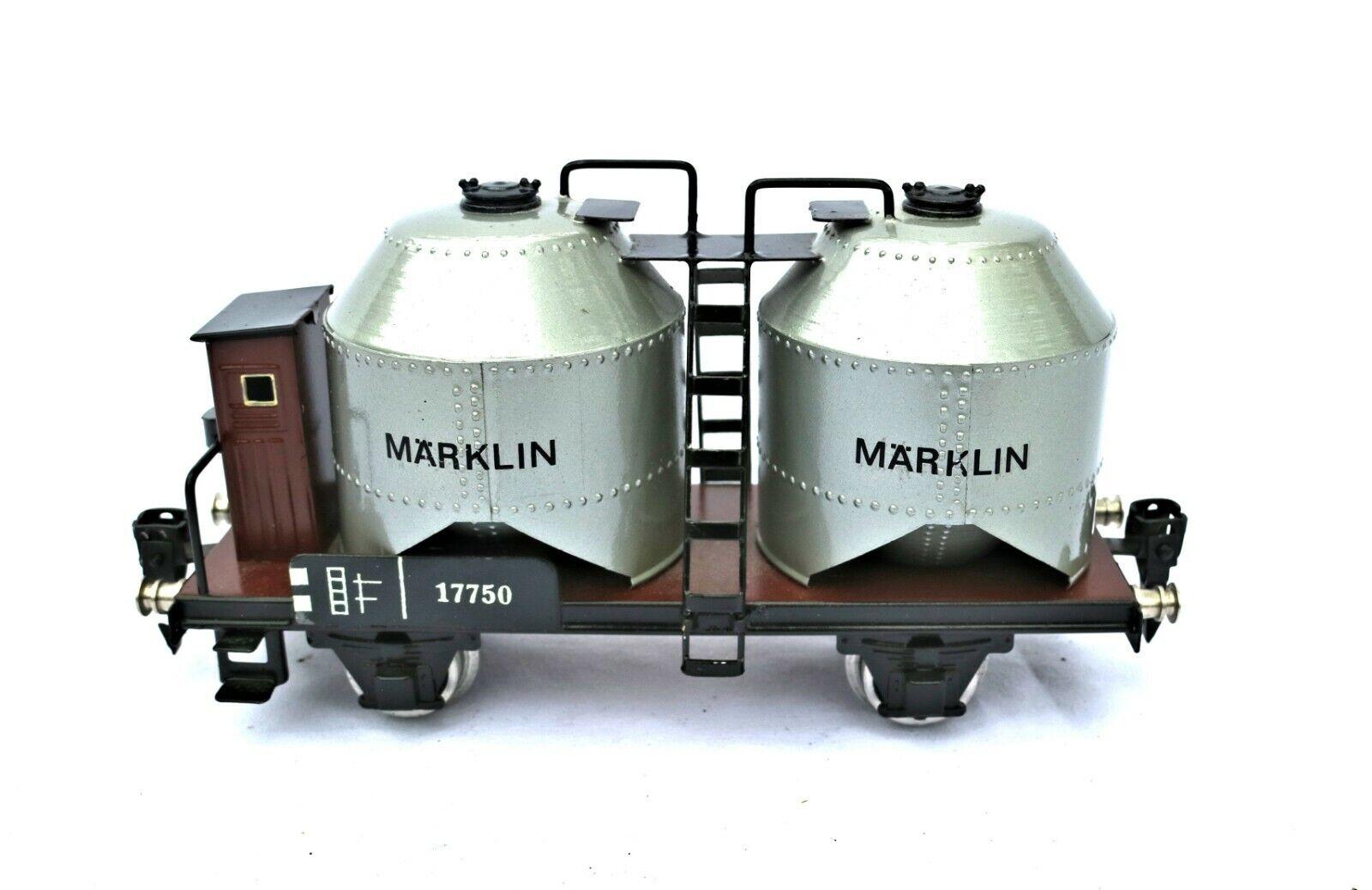 G63L  Grossuomo Replica marklin O Gauge Lignite Mining Wagon 1775