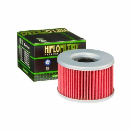 Filtro Olio HIFLO HF111 per Honda VT250 FE,ZE,FF-YA,F2F,FJ Integra Japan86-88