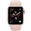 Apple-Watch-Series-4-GPS-40mm-Gold-Case-with-Pink-Sand-Sport-Band-MU682LL-A thumbnail 2