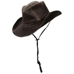 20a1c3cc73a61 Details about DPC Outdoor Design Men's Weathered Cotton Outback Hat