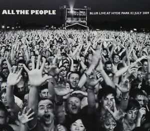Blur-All-The-People-Live-At-Hyde-Park-02-July-2009-2CD-NEW-SPEEDYPOST