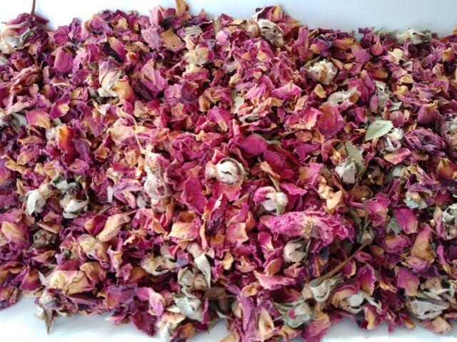 BIODEGRADABLE CONFETTI lavender red pink petals pot pourri soap crafts