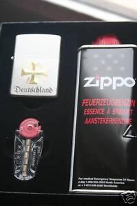 ZIPPO-DEUTSCHLAND-EISERNES-KREUZ-im-Geschenkset-Neu