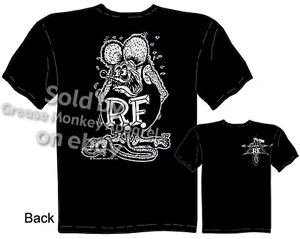 Rat-Fink-T-shirt-Big-Daddy-Ed-Roth-Clothing-Ratfink-Tee-Sz-M-L-XL-2XL-3XL