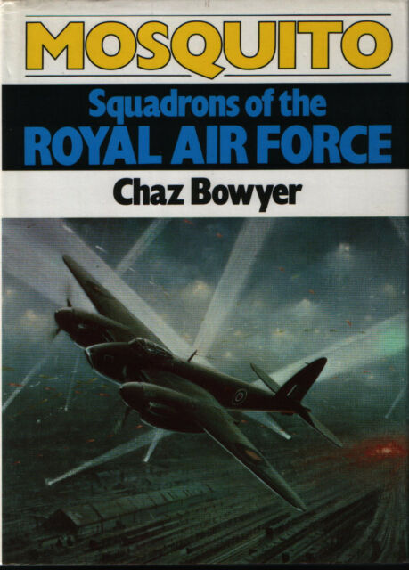 Mosquito - Squadrons of the Royal Air Force (Ian Allan)