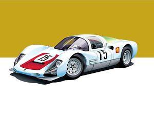 Porsche-Retro-replica-vintage-style-metal-tin-sign-gift-garage