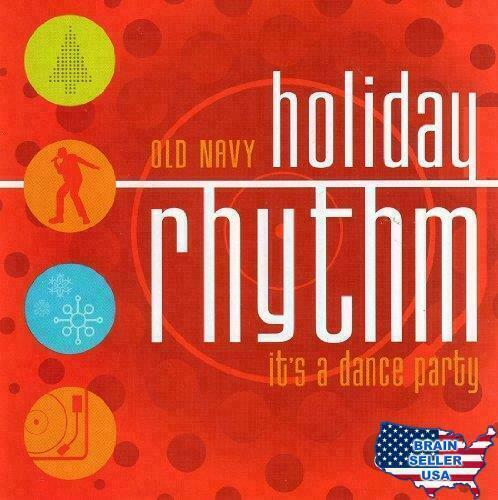 Old Navy Holiday Rhythm It S A Dance Party Cd 1998 Like For Sale Online Ebay