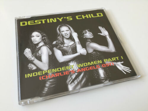 1 von 1 - Destiny's Child - Independent Women Part I - Maxi CD Single