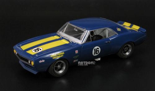 1:18 GMP 1967 Camaro Penske/Sunoco  16 16 16 - la rarità cb929f