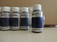 David's Bridal Shoe Sneaker Dye - Blue Velvet 292 1171 - 1 Bottle Lot 00010