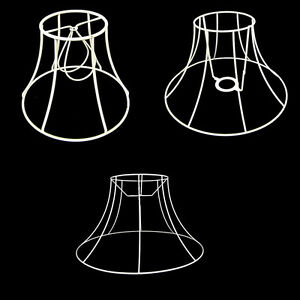 Lampshade wire frames ideal for making your own hand made bespoke image is loading lampshade wire frames ideal for making your own greentooth