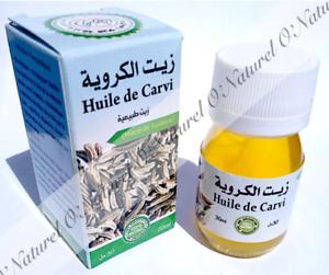Huile-de-Carvi-Macerat-100-Naturelle-30ml-Caraway-Oil-Aceite-de-Alcaravea