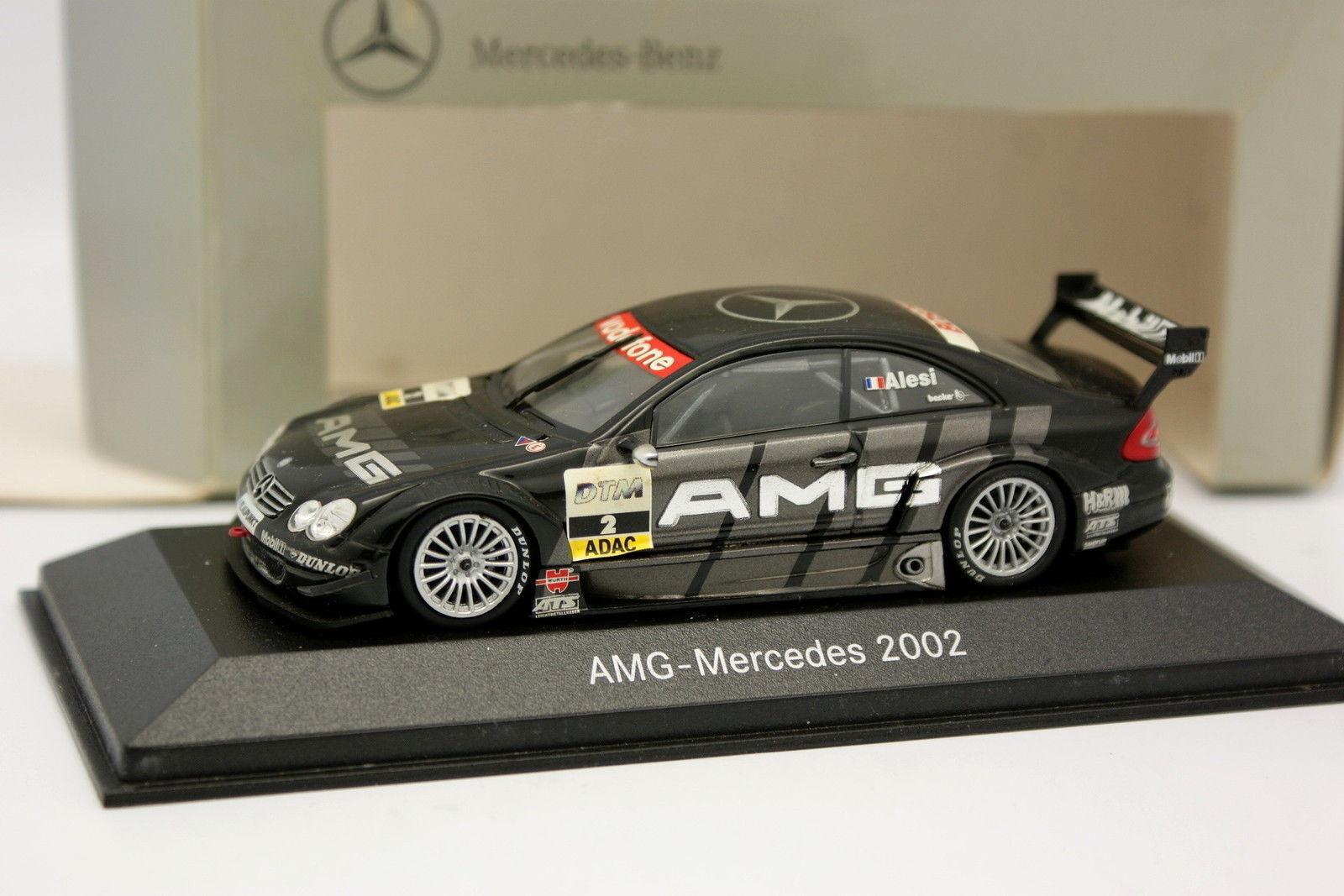 Minichamps 1 43 - Mercedes Classe C AMG DTM Alesi 2002
