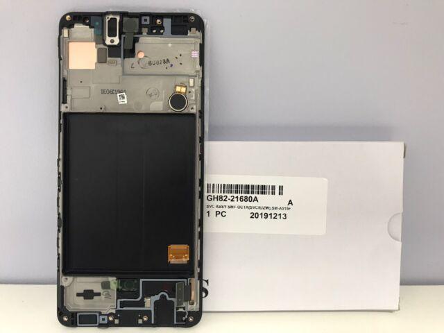 GENUINE SAMSUNG A515F A51 LCD SERVICE PACK NEW BLACK ORIGINAL SCREEN