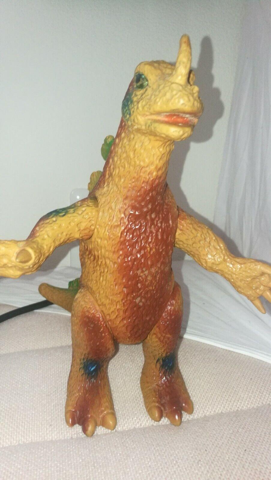 Marusan King Godzilla 1970 Japan Sofubi Soft Vinyl Vintage Old Toy Kaiju Figure