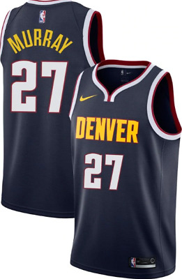 new style 69780 25483 New 2018-2019 NBA Nike Denver Nuggets Jamal Murray Icon Edition Swingman  Jersey | eBay