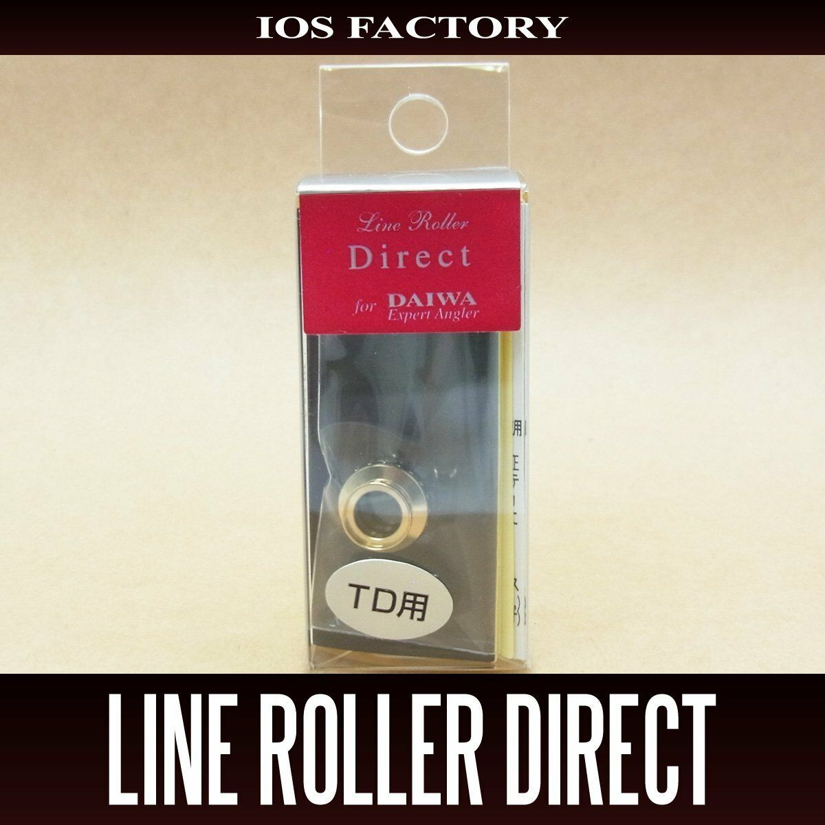IOS FACTORY Line Roller Direct for for for DAIWA TD-TYPE GOLD d06096