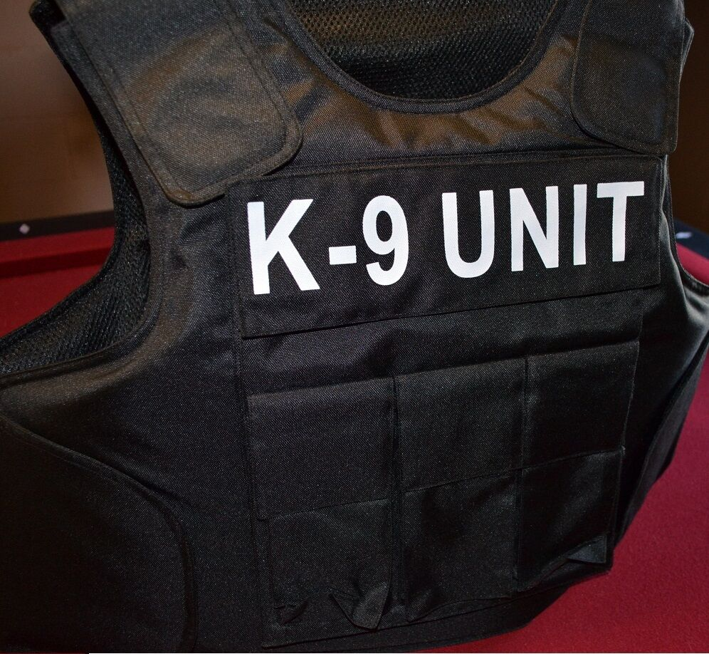 UNIT TAGS    3A SIZE 2XL Body Armor Bullet Proof   Stab Proof  Vest NEW