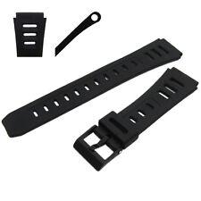 Replacement Watch Strap 19mm To Fit Casio JC11, W71, W72, W740, DW250DGJ