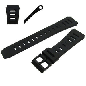 Replacement-Watch-Strap-19mm-To-Fit-Casio-JC11-W71-W72-W740-DW250DGJ