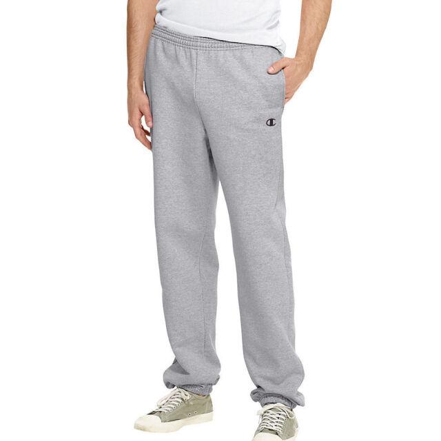 Champion Eco Fleece Elastic-Hem Men's Sweatpants-P2519