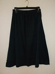 Womens Just My Size Navy Skirt Size X New Ebay