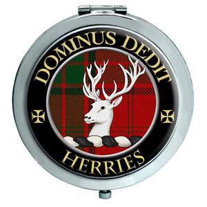 Herries-Scottish-Clan-Compact-Mirror