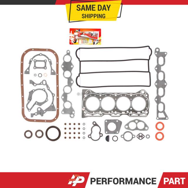 Fits Suzuki Swift GTI 1.3 G13K DOHC 16V Full Gasket Set Full ...