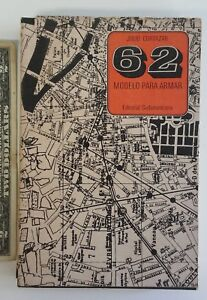 Image Is Loading Vintage Book Julio Cortazar 62 MODELO PARA ARMAR