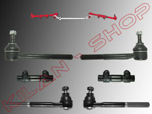 Steering-Chevrolet-Tahoe-2WD-1995-2000-Outer-Track-Rod-End-Interior-Setting