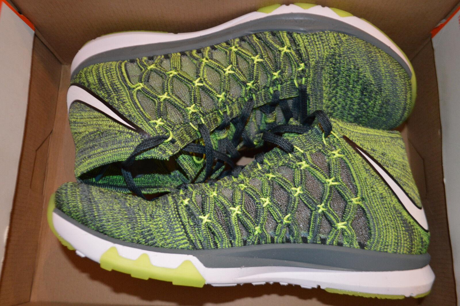 New New New Nike Mens Train Ultrafast Flyknit CR7 Ronaldo shoes 852927-300 sz 10 c030a3
