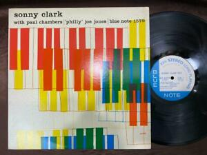 SONNY-CLARK-TRIO-BLUE-NOTE-GXK-8051-STEREO-JAPAN-VINYL-LP
