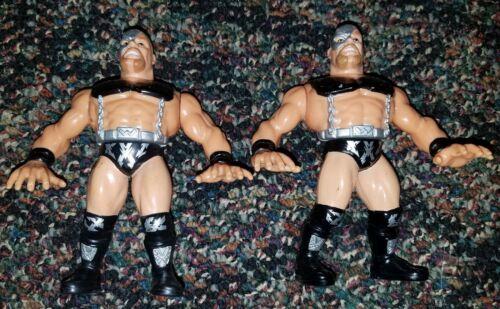 The Warlord WWF WWE Hasbro Wrestling Figure 1992 Series5 ***You get 1***