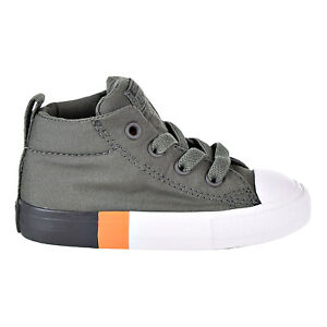 Details about Converse Chuck Taylor All Star Street Toddlers Shoes River Rock-Black 759976F